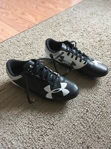 Size 4Y soccer cleats