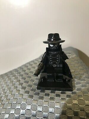 Custom Minifigure Superhero Spider-Man Noir Comic ARRIVES IN 2-4 DAYS