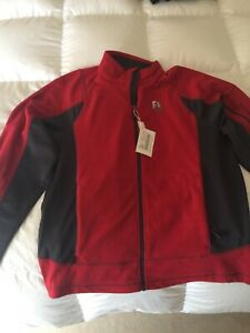 Golf Jacket,  Wooden Sticks , New With Tags !!