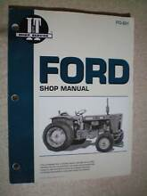 Ford Shop Manual FO-201 for Fordson Tractors Muchea Chittering Area Preview