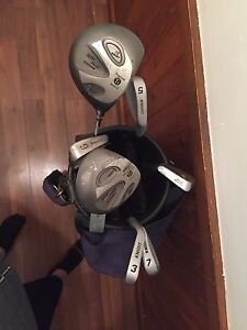 right handed golf clubs 8 clubs