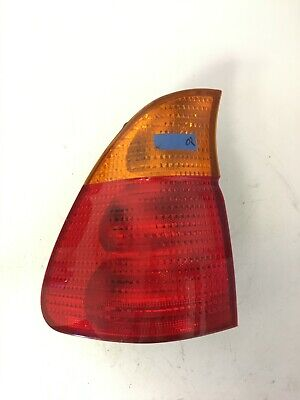2000-2003 BMW X5 Driver LH Quarter Mounted Tail Lamp Tail Light Assembly OEM