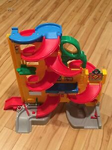 Fisher price little people speedway