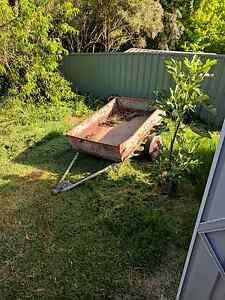Quad bike mower farm trailer Aldgate Adelaide Hills Preview