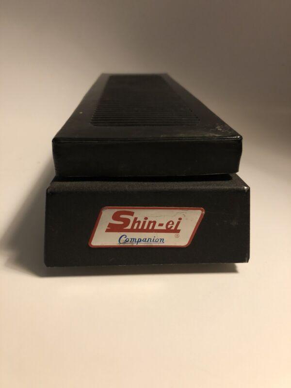 Shin-ei Companion Volume Pedal 1969-1970's Rare Find!