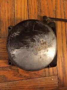 1973 Yamaha MX360 Engine Stator Cover with Vent