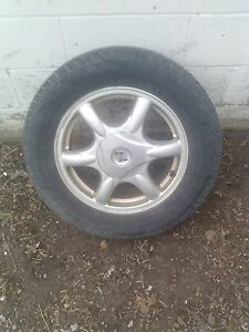 buick regal rims and tires for sale by tire technician
