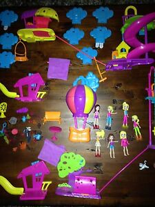 POLLY POCKET ULTIMATE WALL PARTY SET Kitchener / Waterloo Kitchener Area image 3