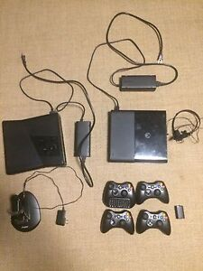 XBOX360 and accessories for sale