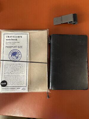 midori travelers notebook passport