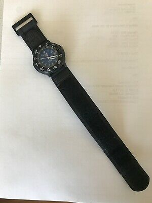 Luminox Navy Seals watch, read before bidding