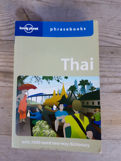 Lonely planet thai phrase book
