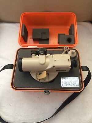 Pentax Al-6b Optical Automatic Level Surveying Equipment No.550444