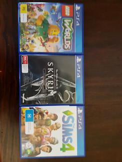 Ps4 games swap Medowie Port Stephens Area Preview