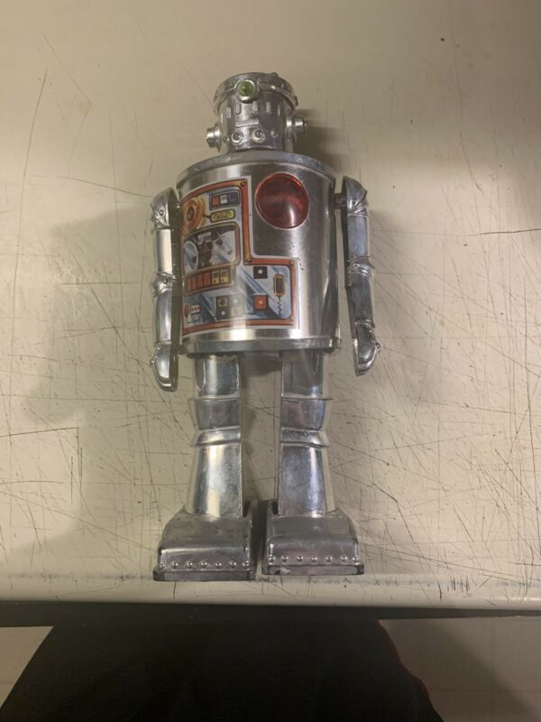 VINTAGE DURHAM INDUSTRIES BATTERY OPERATED ROBOT