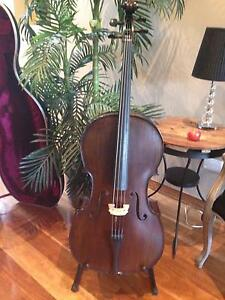 Cello Gliga II 4/4 Somerton Park Holdfast Bay Preview