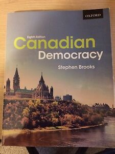 Canadian democracy eighth edition
