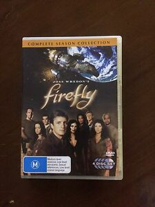 Firefly complete season collection Sandstone Point Caboolture Area Preview