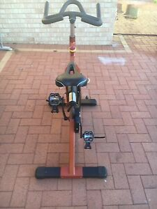Excellent condition spin bike Coogee Cockburn Area Preview