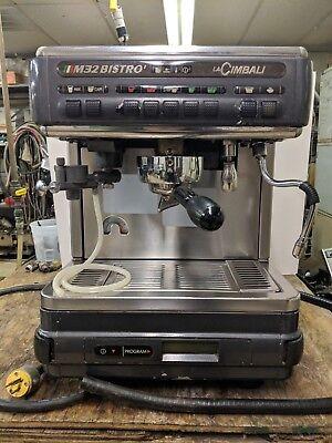 La Cimbali M32 Bistro A1 Group Espresso Machine