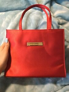 Red Beverly Hills bag