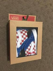 Vans Checkerboard SK8-Hi Baby Skate Shoes - Brand New! Innaloo Stirling Area Preview
