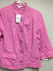 Brand new ladies summer jackets. Both for $15.00