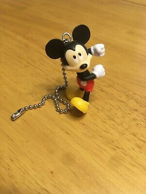 Disney Mickey Mouse Fan Light Pull Cord Chain