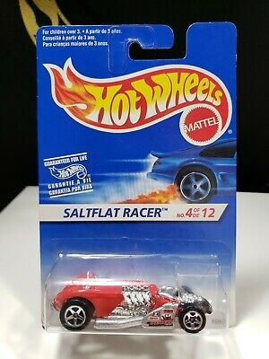 1997 HOT WHEELS FIRST EDITIONS SALTFLAT RACER - P2