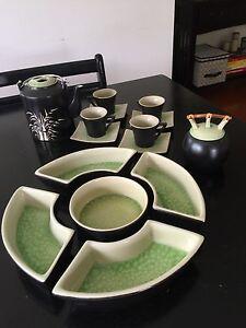 Japanese Tea Set + Sashimi Set Capalaba Brisbane South East Preview