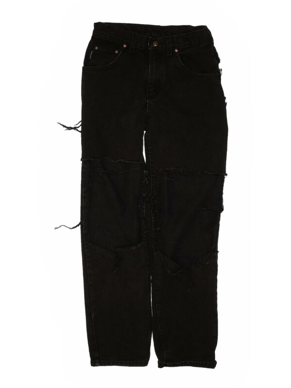 Lee Boys Black Jeans 14