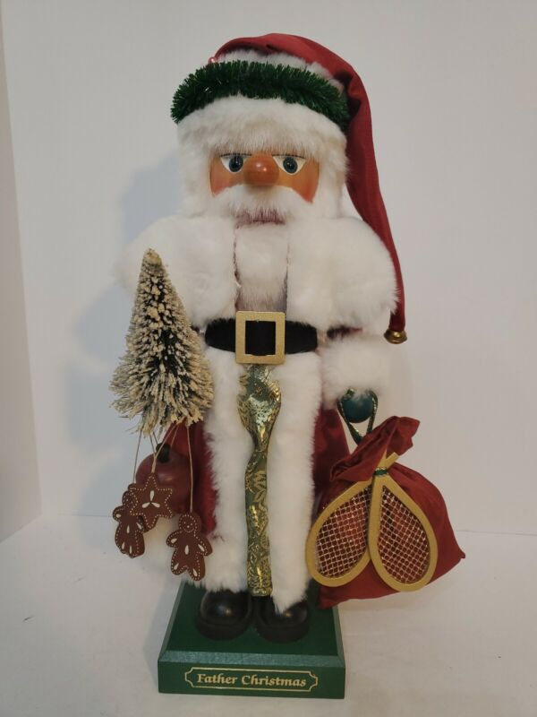 Christian Ulbricht Father Christmas Ltd. Edition Signed By Christian Ulbright