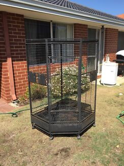 Large Parrot Cage  Ellenbrook Swan Area Preview