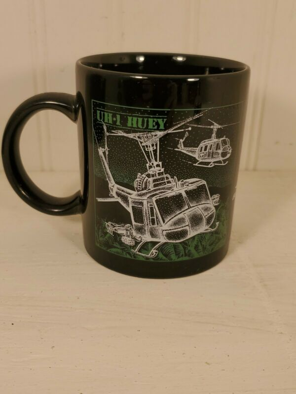 UH-1 Huey Helicopters Military Mug Coffee Cup