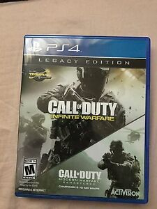 Infinite warfare ps4