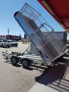 New Tipper - Ifor Williams 3.5T ATM trailer Kenwick Gosnells Area Preview