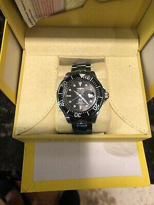 Invicta Pro Diver 26601 Men's Iridescent Rainbow Automatic Watch 47mm RARE