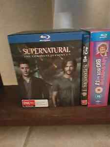 Supernatural Season 1-10 Wulagi Darwin City Preview