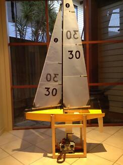 RC Yacht IOM Manly Brisbane South East Preview