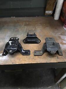 Mustang GT motor mounts