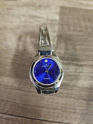 Anne Klein AK Women's Diamond Watch