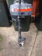 Outboard mariner 2hp good working order Baulkham Hills The Hills District Preview