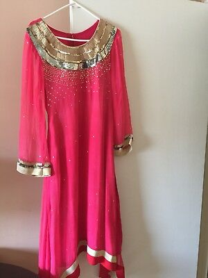 Stunning Pakistani Designer outfit selling it very cheap $65 or best