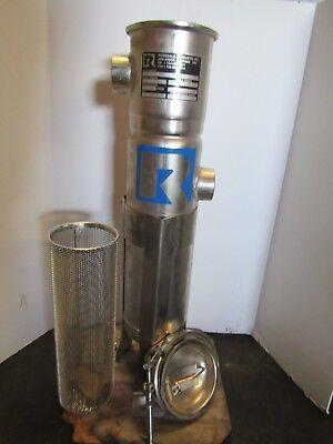 Rosedale Products Mc6-18-2p-125-svnpb Bag Filter