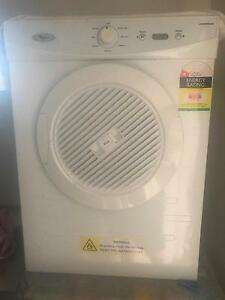 Whirlpool 6kg tumble dryer Gunn Palmerston Area Preview