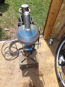 Vintage 1937 Sears Craftsman Drill Press. Model #101.03581