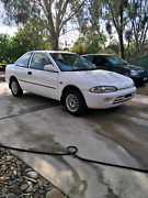 Mitsubishi Lancer CC 1994 1.5L Strathfieldsaye Bendigo City Preview