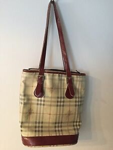 Burberry Inspired handbag/purse