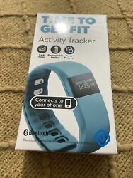 Your Fitness Bluetooth Watch App Tracks Fitness Activity Data & Sleep Teal