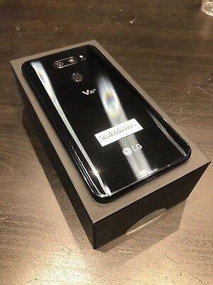 LG V30 Plus LS998 128GB Black (Sprint) Good Condition Clean ESN